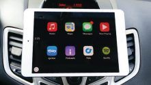 ipad carplay