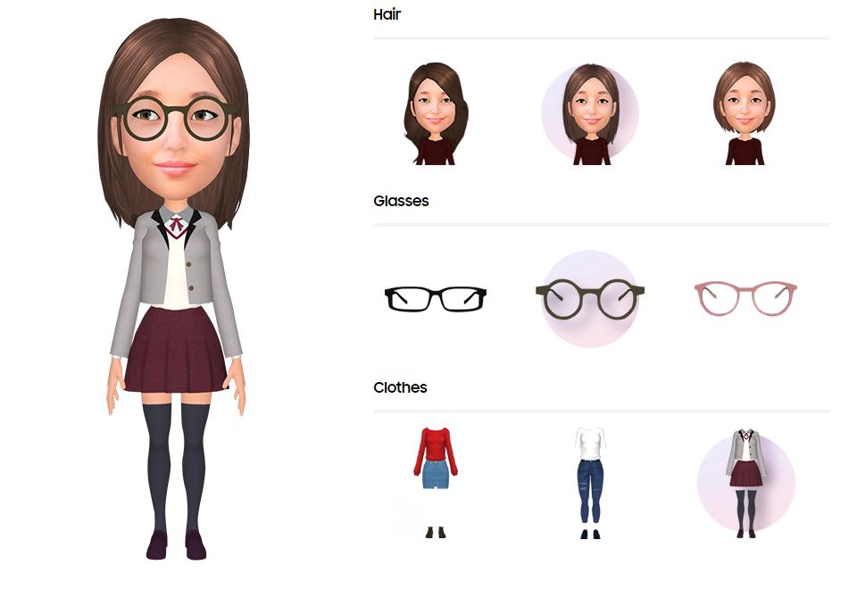 personalized emoji galaxy s9