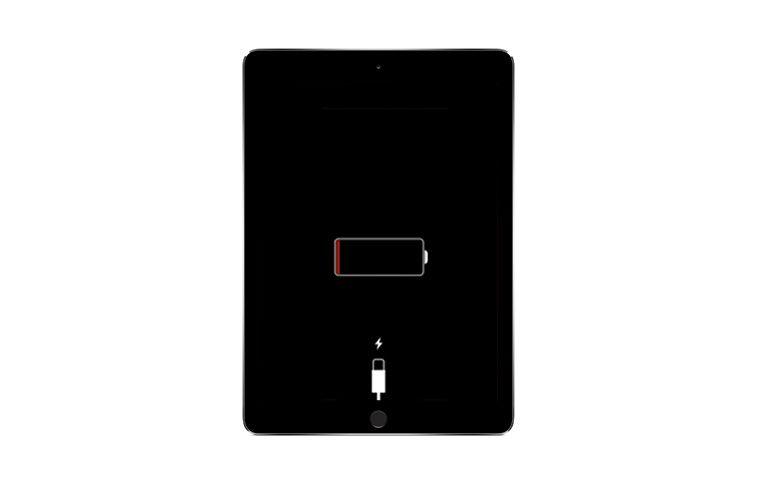 recharge ipad