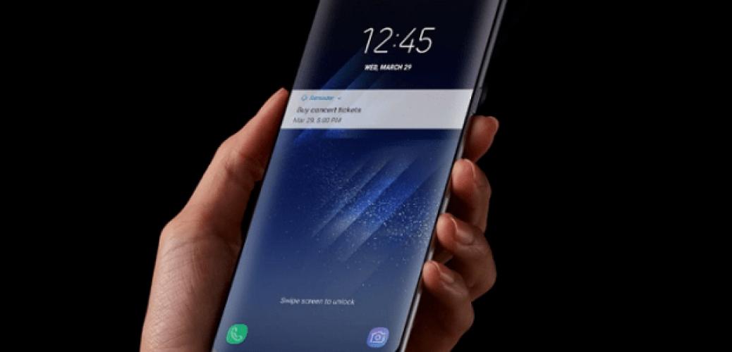 galaxy s9 screenshot