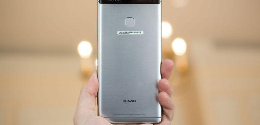 huawei p9 battery