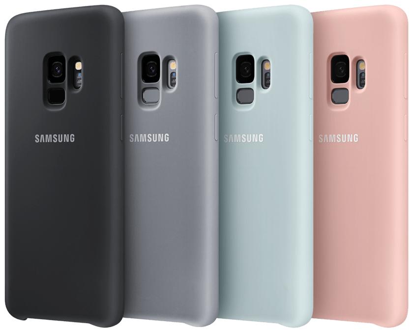 silicone cover galaxy s9