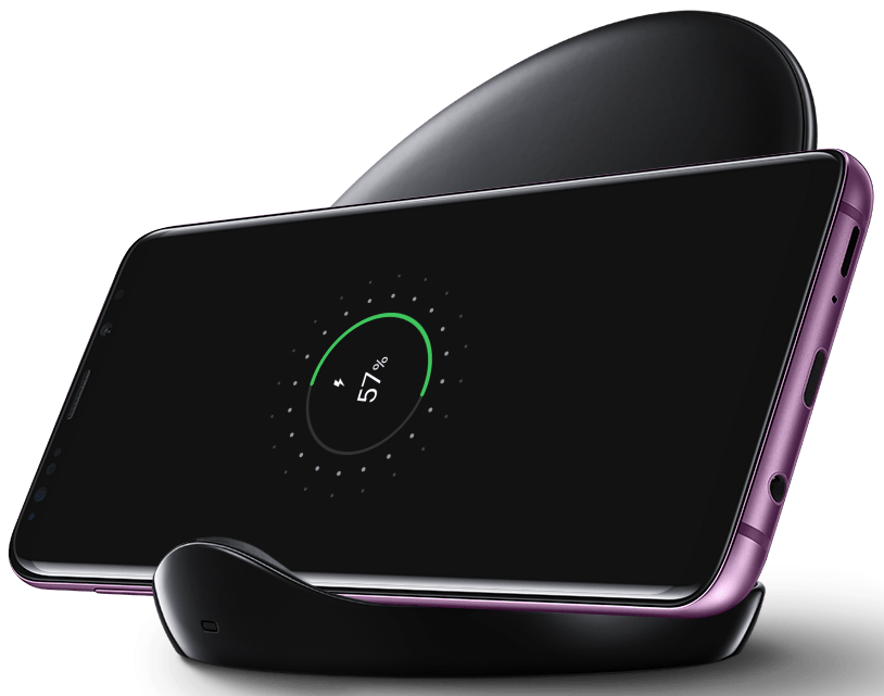 wireless charger stand galaxy s9