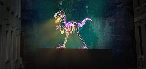 illuminosaurus vivid sydney