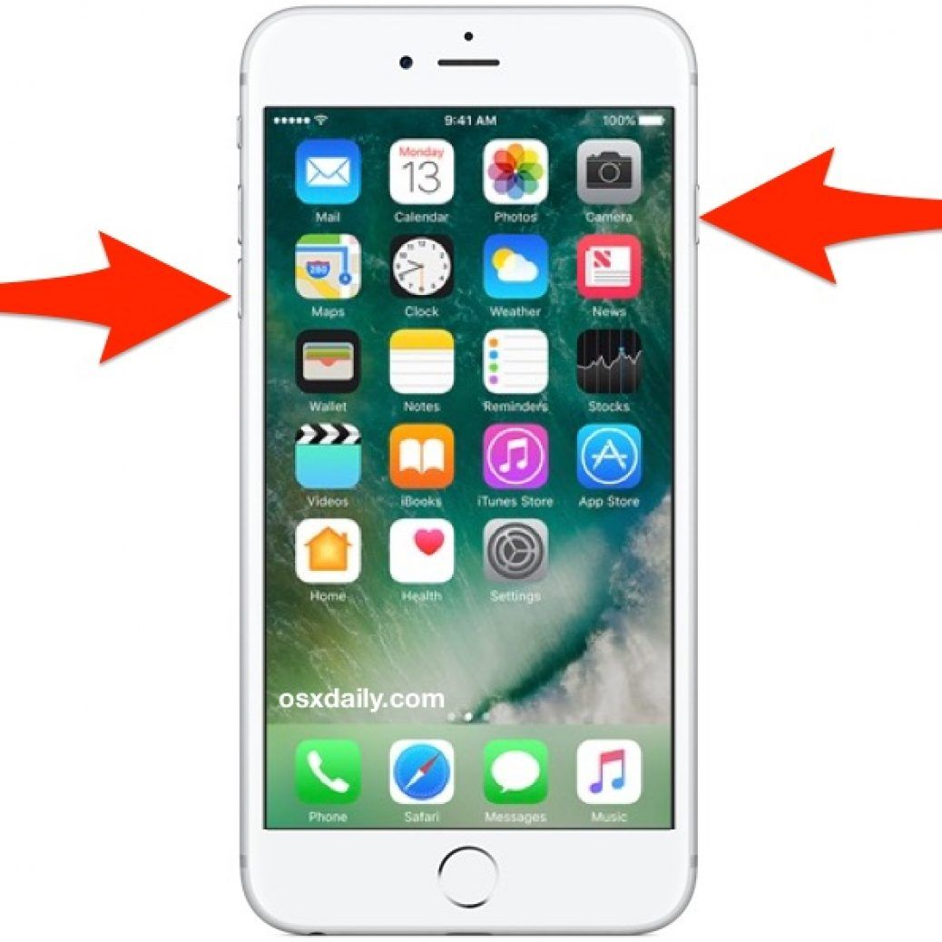iphone 7 reset