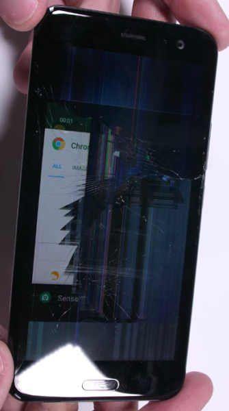 HTC U11 Screen Repair
