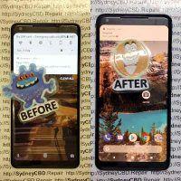 Broken Google Pixel 6