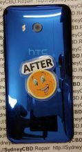 Fixed Broken HTC U11 Back