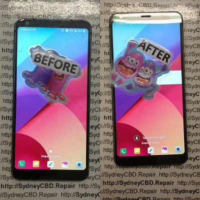 Broken LG G6