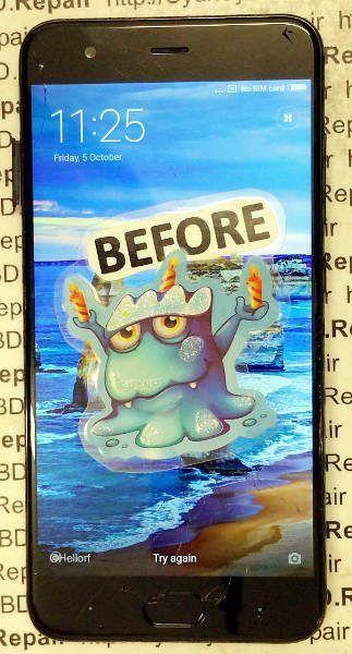On The Spot Repair - Xiaomi Mi A3 Screen Fix !