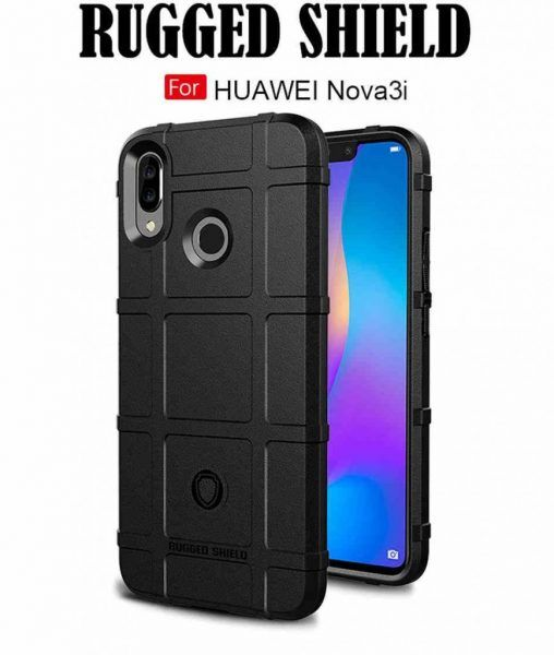 Case For Huawei Nova 3i Heavy Duty Rugged Shockproof Protective Cover Nova 3i