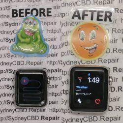 Broken Apple Watch Screen Replacement 05