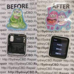 Broken Apple Watch Screen Replacement 06
