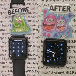 Broken Apple Watch 01