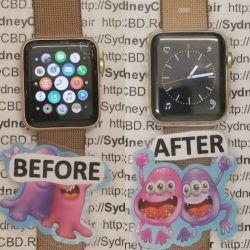 Broken Apple Watch 02