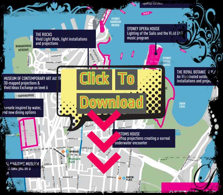 Click here to download PDF LiftOut - PLAN YOUR vivid SYDNEY 2019 experience