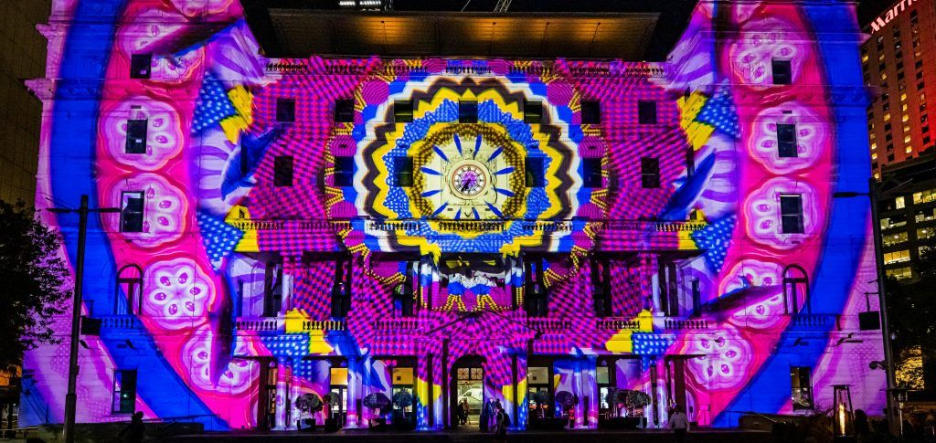 under the harbour vivid sydney 2019 hotspots