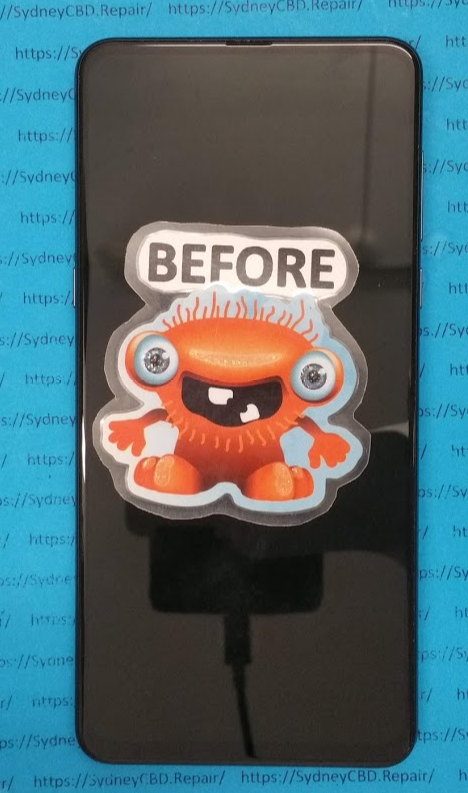 We Are the Only One - Xiaomi Mi Mix 3 Screen Fix !