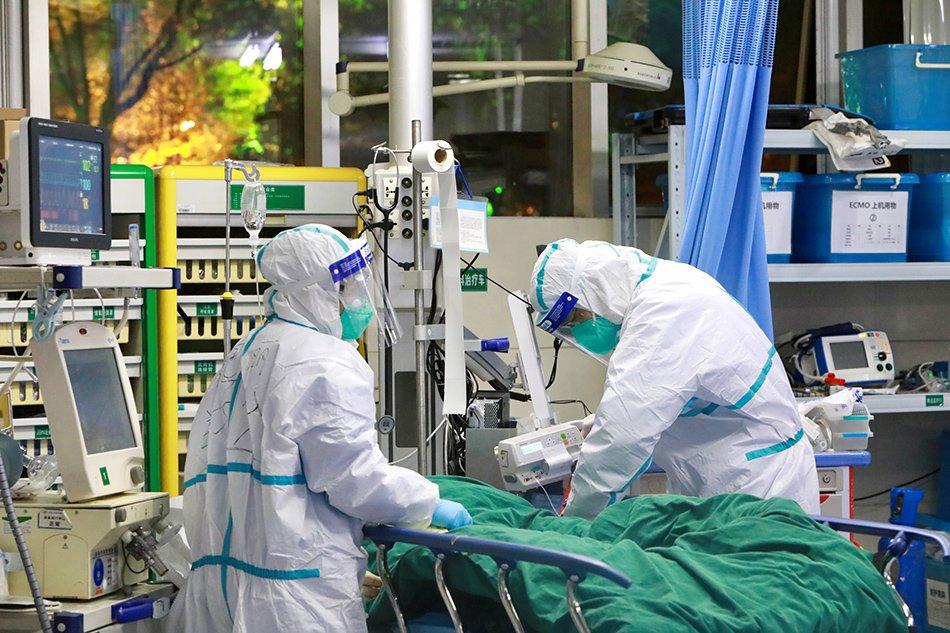 coronavirus australia update news death rate