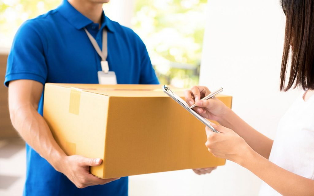coronavirus australia update news parcel delivery