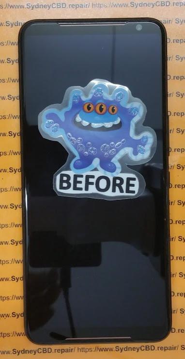 2 Broken Rog Phone 2