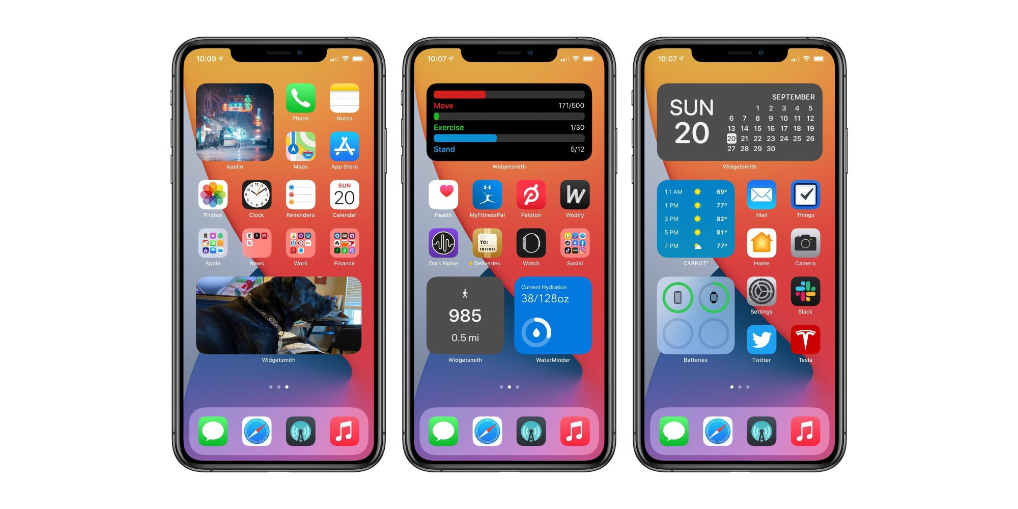 ❤ PSA: No, iOS 14 widgets can't secretly steal private info with your keyboard