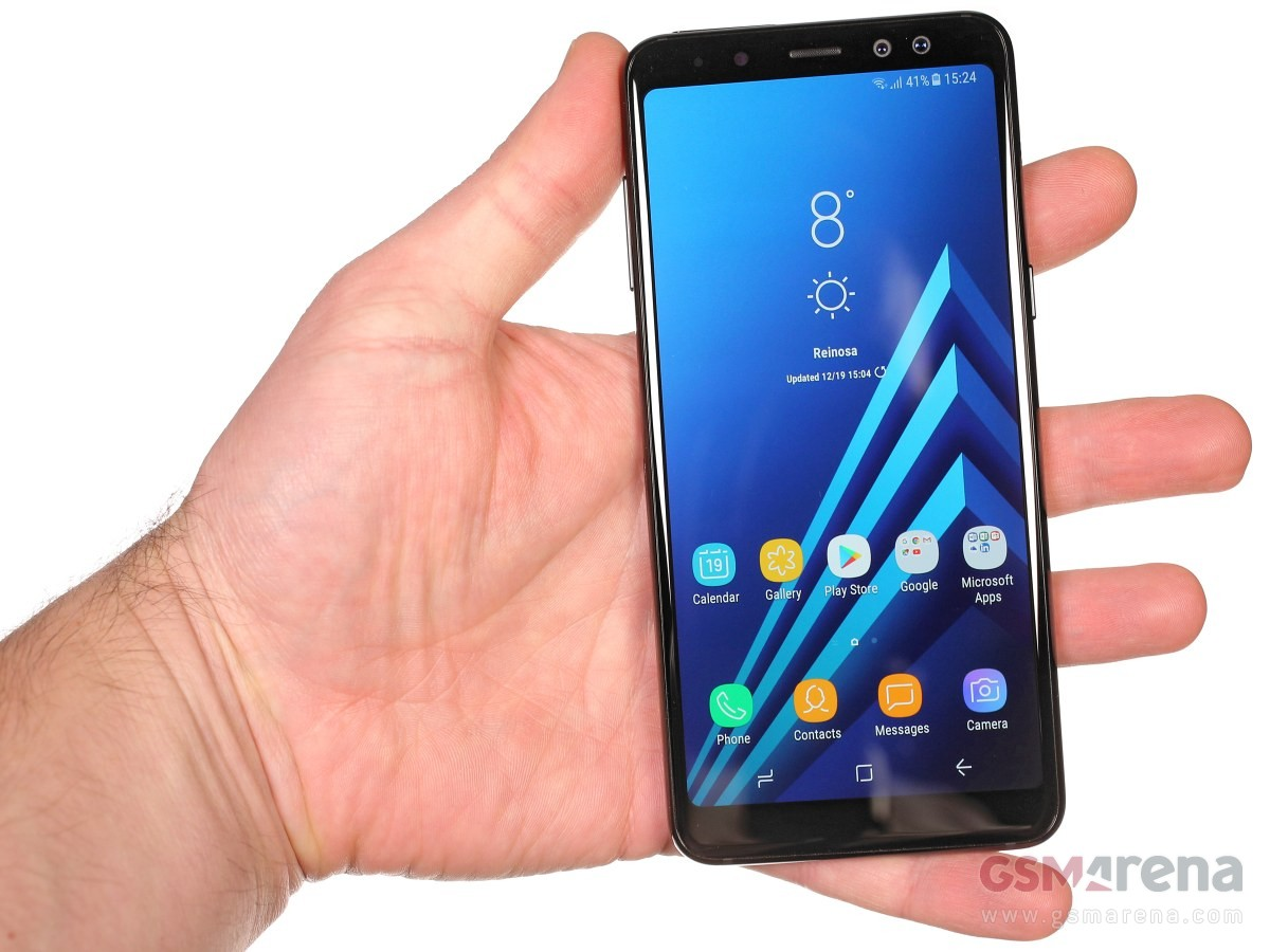 ❤ Samsung Galaxy A8 (2018) now receiving March 2021 security update