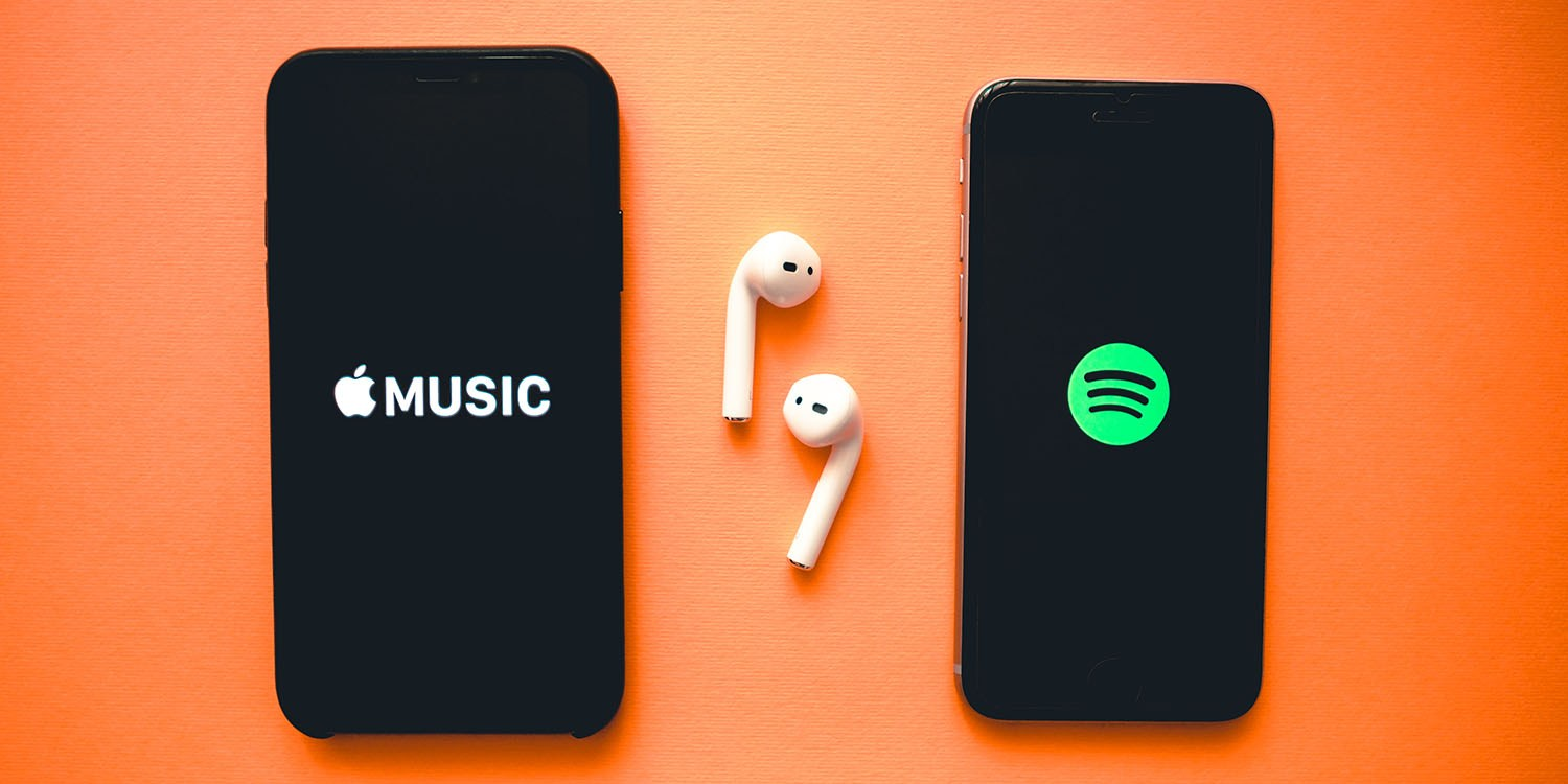 ❤ Apple Music vs Spotify