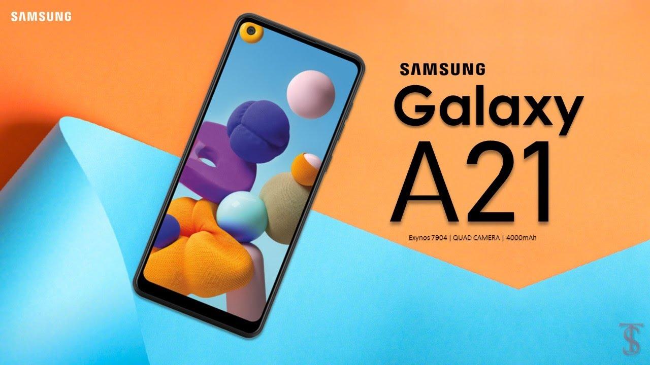 ❤ Samsung Galaxy A21