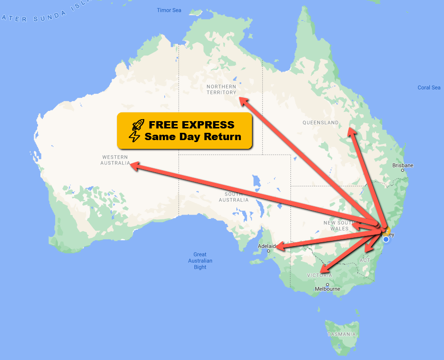 ASUS Rog 3 Phone Screen Replacement - FREE Express Same Day Return